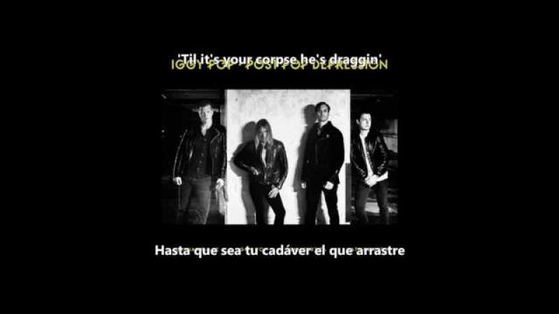 Iggy Pop - Vulture (Subtitulado) (ING/ESP)