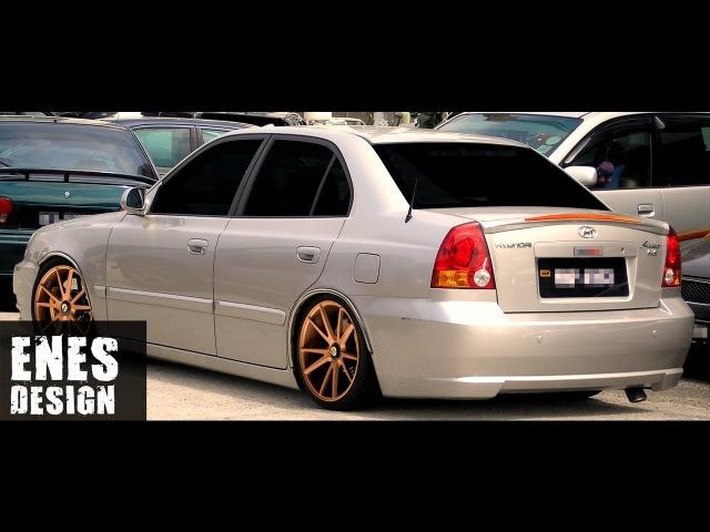 Hyundai Accent admire Adobe Photoshop Cs6 Car modification virtualcartuning virtual car tuning