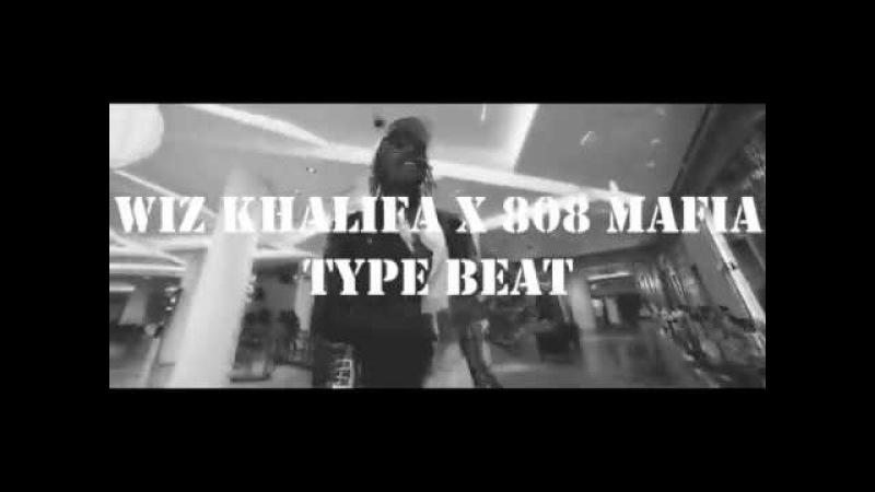 Wiz Khalifa x 808 Mafia Type Beat [Prod. by C.R.E.A.M.]