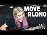 Move Along by The All-American Rejects Cover by Dianna Brooks