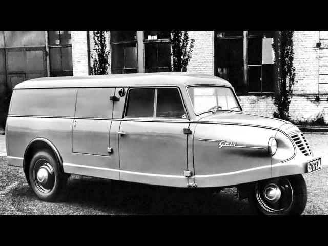 Goliath GOLI Kastenwagen '1955–61