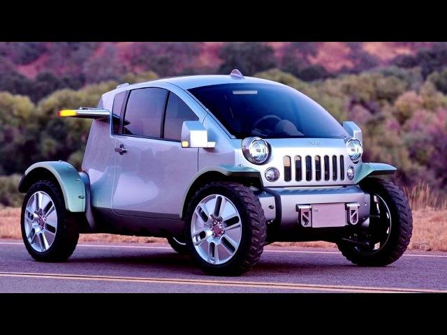 Jeep Treo Concept '2003