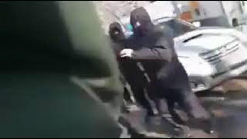 В Одессе Фашиста и экс лидера рваного сектора одэсы - серЬОжку стерненко ушатали