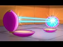 Totally Spies! The Mirror Laser Scene