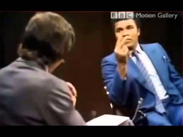 Мухаммед Али о расах