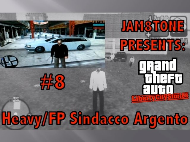 GTA LCS Special Vehicle Guide Part 8 (Obtaining a Heavy/FP Sindacco Argento) PSP