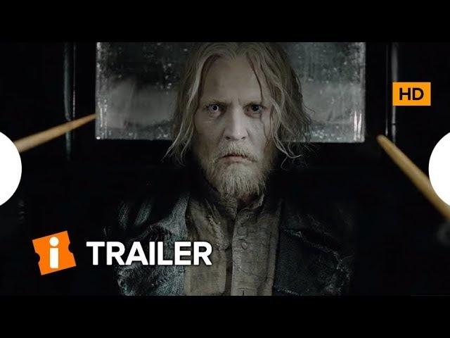 Animais Fantásticos - Os Crimes de Grindelwald   Trailer Legendado