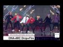 방탄소년단 BTS 4K 직캠 DNA MIC Drop Fire 창원케이팝페스티벌 풀캠@170929 락뮤직