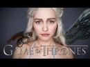 Game Of Thrones: Daenerys Targaryen Makeup Tutorial