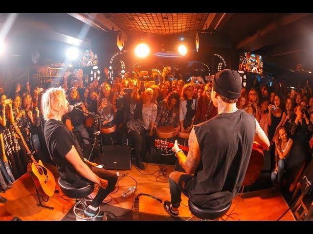 Нервы Станция Туман Рок клуб Machine Head Саратов Live 12 11 2017