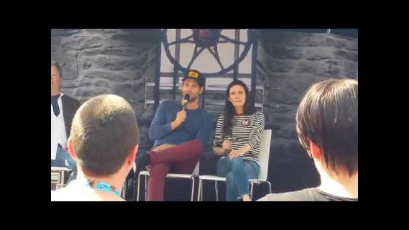 MFC 2017 - Grimm Panel - Making Wesen