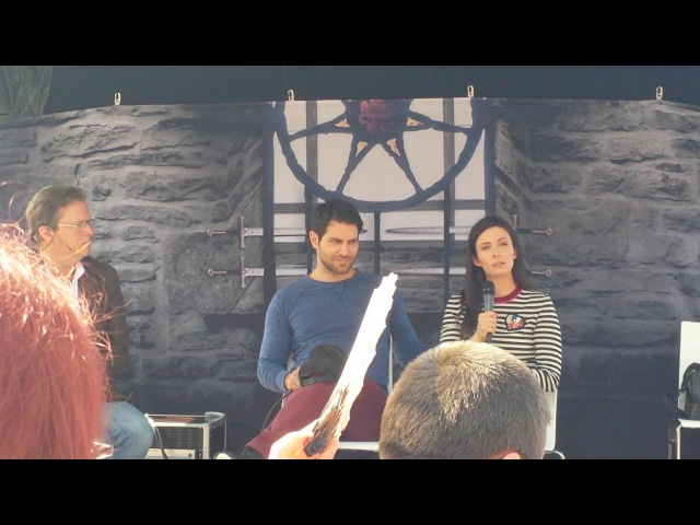 MFC 2017 - Grimm Panel - Decision to Become Actors