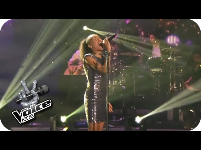 Whitney Houston I Will Always Love You Diana Finale The Voice Kids 2017 SAT 1