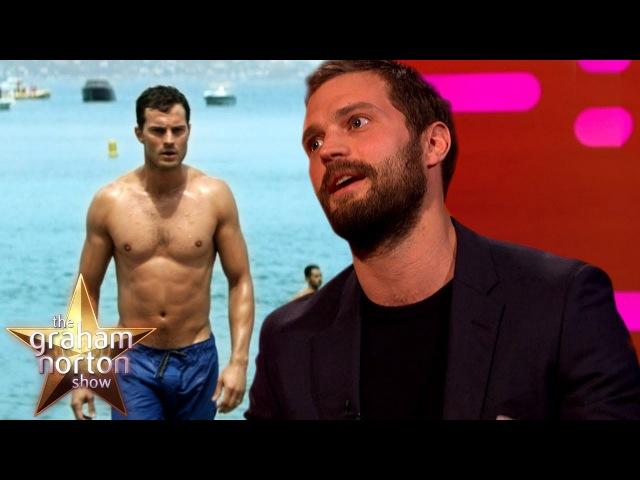 Jamie Dornan Had an Awkward 'James Bond' Moment | The Graham Norton Show