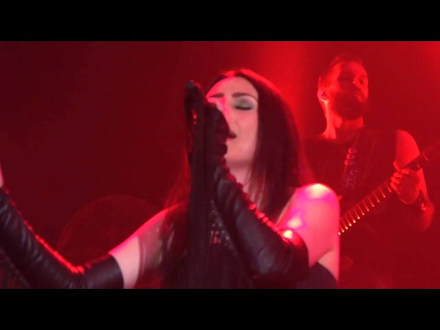 Within Temptation - Covered By Roses Tryout Eindhoven 2014