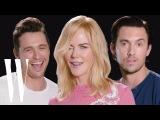 Nicole Kidman, James Franco, and Milo Ventimiglia Sing Spice Girls