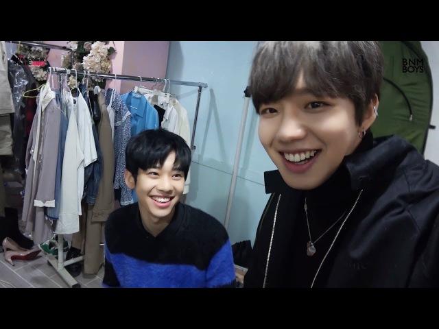 [CH_M] M FILE EP.3 팤기자의 남주 김동동쓰 취재기