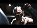 Бэтмен против Бэйна. Битва в подземелье. Темный рыцарь Возрождение легенды. 2012.