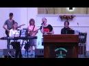 Из-за Крови Христа - гр.прославления ц.Ковчег 2.07.17