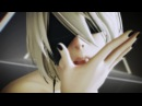 【MMD R-18】 2B [A]ddiction 【足太ぺんたさんver 】