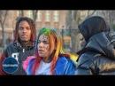 6IX9INE KEKE ft Fetty Wap A Boogie Wit Da Hoodie OFFICIAL MUSIC VIDEO TRAILER