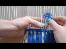 How to Weave Plain Rya and Soumak