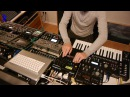 Rufes Live Colorful Mood Atmospheric Deep Techno Liveset with Elektron machines