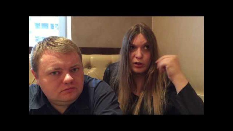 Яэль и Андрей Демедецкие. Основатели Фонда Трансгендер