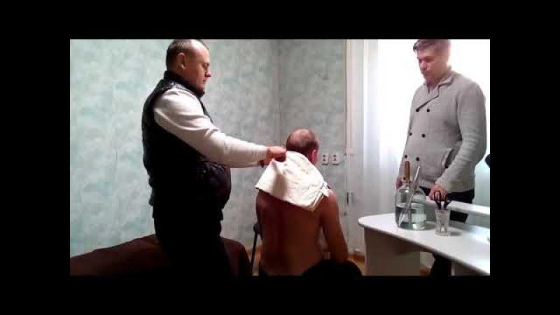 лечение сколиоза Виталий Данилов ножевая сечка 8-918-1539503