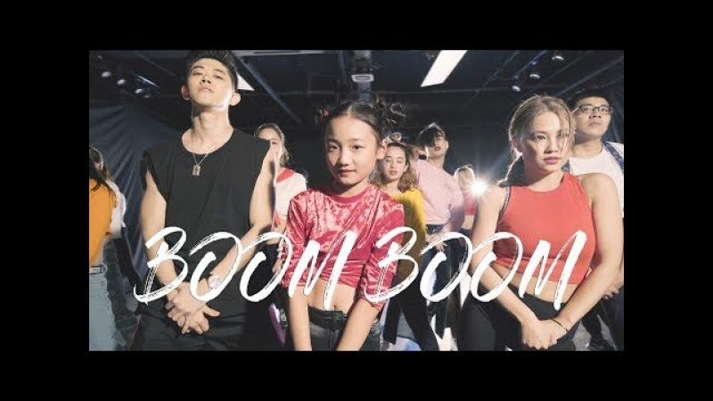 Yufei X TheHouseCon Experience | BOOM BOOM | Bongyoung Park , IBUKI Chreography Live in Beijing