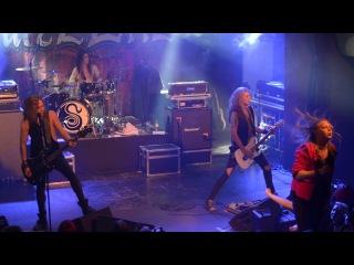 Shiraz Lane - For Crying Out Loud Live @ Tavastia, Helsinki 31/5/2017