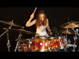 Judith (A Perfect Circle) Drum Cover by Sina
