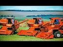 7 комбайнов которые кормили всю страну АВТО СССР