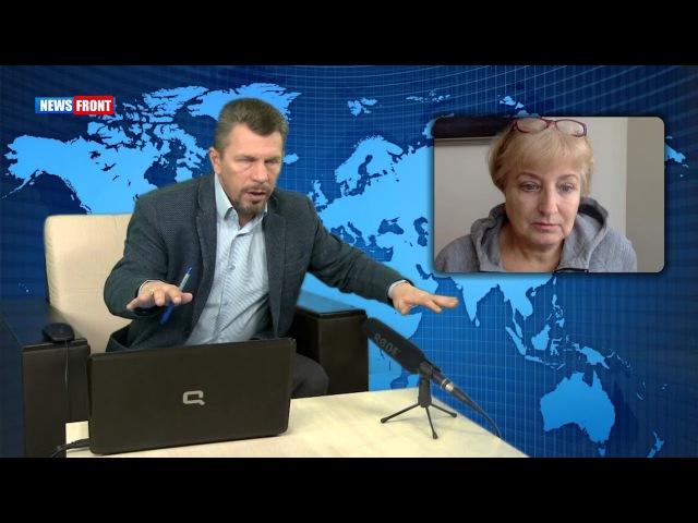 На Украине формат пресс-конференции подобно России не актуален, не о чем говори ...