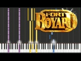 Paul Koulak - Fort Boyard Theme Piano Tutorial