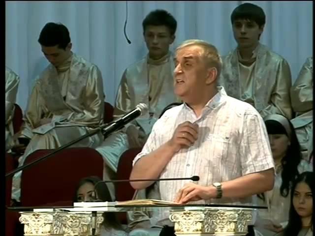 Виктор Куриленко О водном крещении