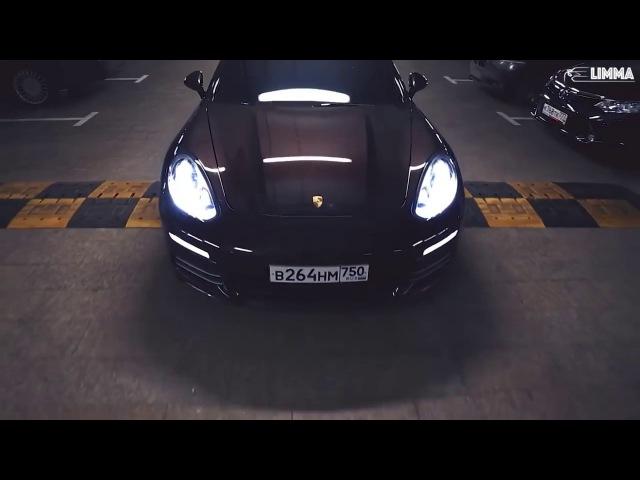 Тбили Теплый Счастье Рядом Porsche Panamera video clip