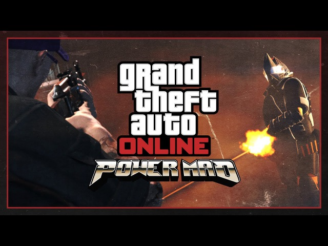 GTA Online: Новое противоборство: «Жажда власти»