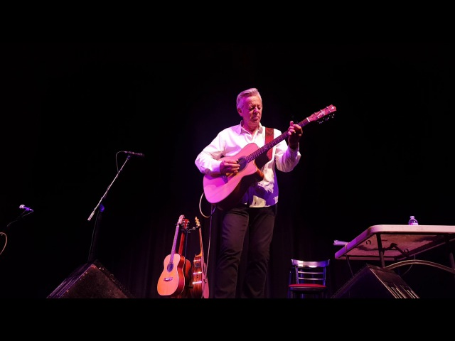 Tommy Emmanuel Anglina 7 21 2017 State Theater of Modesto