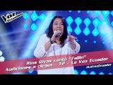 Rina Rivas cant
