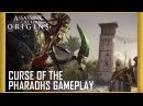Assassin's Creed Origins Curse of the Pharaohs геймплей