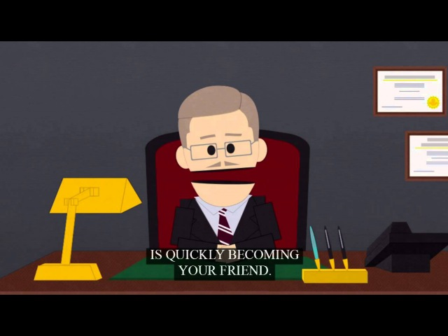 Canadian puberty (South Park)