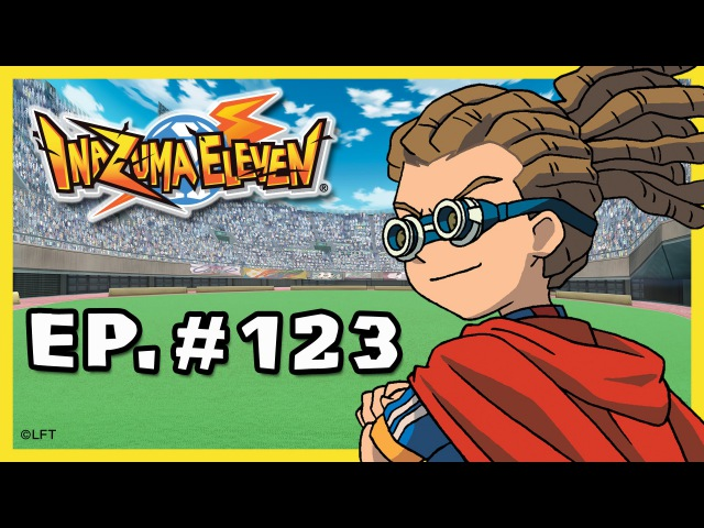 Capítulo 123 Inazuma Eleven Castellano«¡DUELO FINAL EN LA CUMBRE THE LITTLE GIANTS! PRIMERA PARTE»