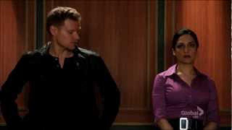 Kalinda Sharma Husband Nick Saverese FIGHT Season 4Ep1 Scene from The Good Wife TGW