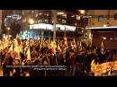 Улицы Афин заполнили митинги протеста против грабительского закона о труде и ни