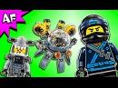 Lego Ninjago Movie: FLYING JELLY SUB 70610 Speed Build