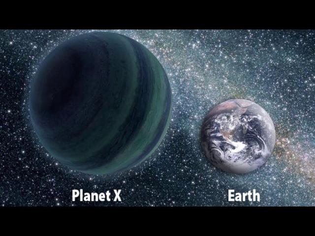 Как устроена вселенная Тайна 9 планеты