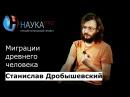 Станислав Дробышевский - Миграции древнего человека