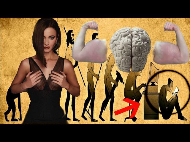 Деградация общества на примере Бузовой и синтола головного мозга