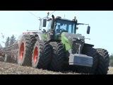 Fendt 1050 Vario Seeding w Horsch Focus 6TD Seeder 500HP Deep Seeding Canola DK Agriculture